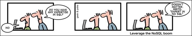 Week 7 Technical Blog - SQL vs. NoSQL